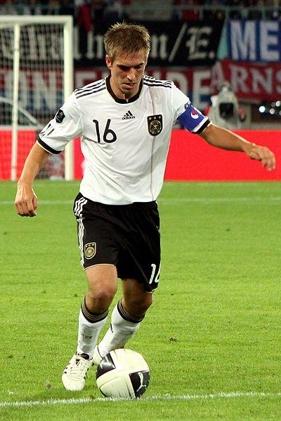 WM 2014 - Lahm bleibt im Mittelfeld