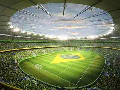 Die Fußball WM 2014 in Brasilien
